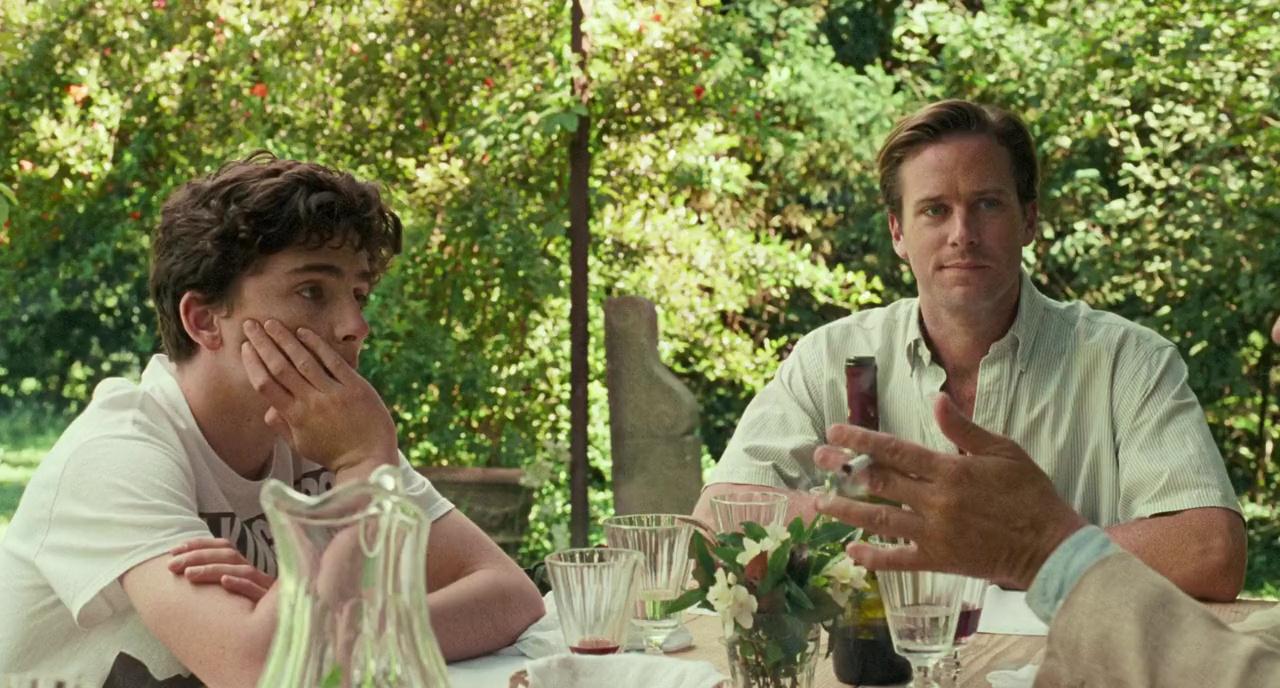 Oscar Ödüllü Eşcinsel Filmi 'Call Me by Your Name' Pekin Film Festivali'nden Çıkarıldı!