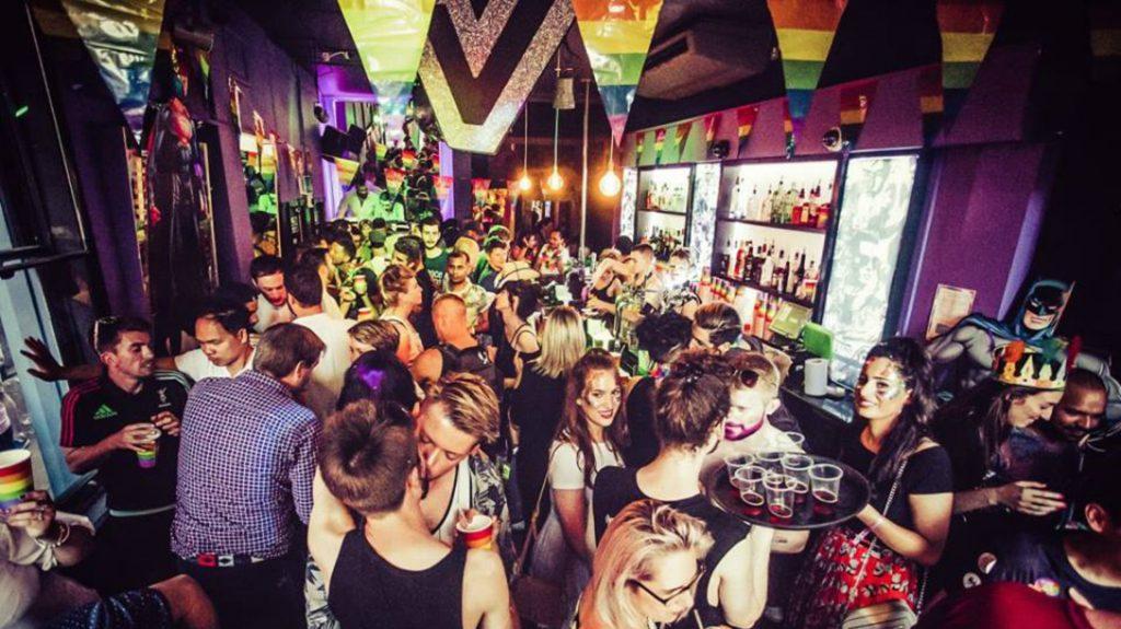 gay iceland bars