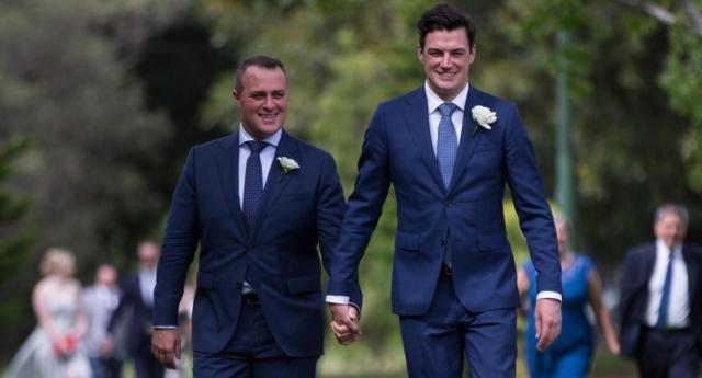 Avustralya Milletvekili Harika Bir Düğünle Evlendi