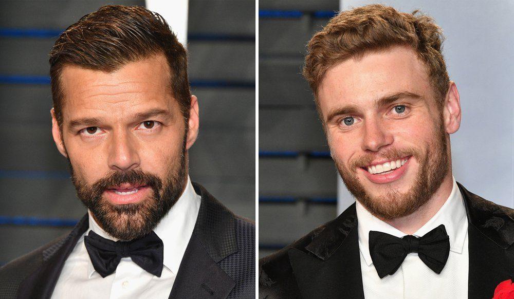 Ricky Martin Gus Kenworthy'nin 'Erkek Erkeğe' Takılma Teklifine Böyle Cevap Verdi