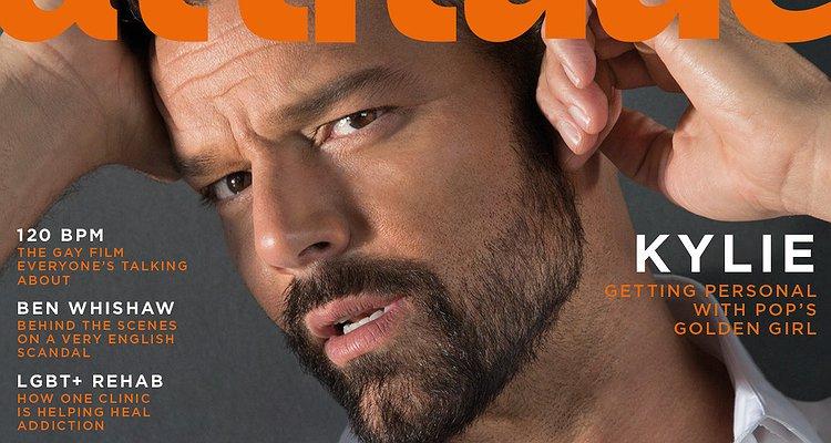 Ricky Martin Evlilik, American Crime Story ve Cinselliği Hakkında Konuştu
