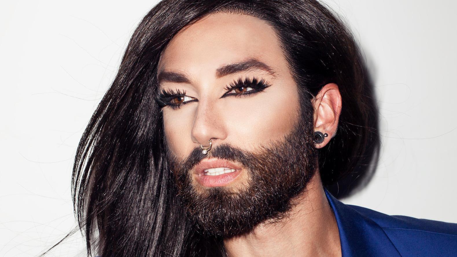 Eurovision Şampiyonu Conchita Wurst, HIV Pozitif Olduğunu Açıklamaya Zorlandı!