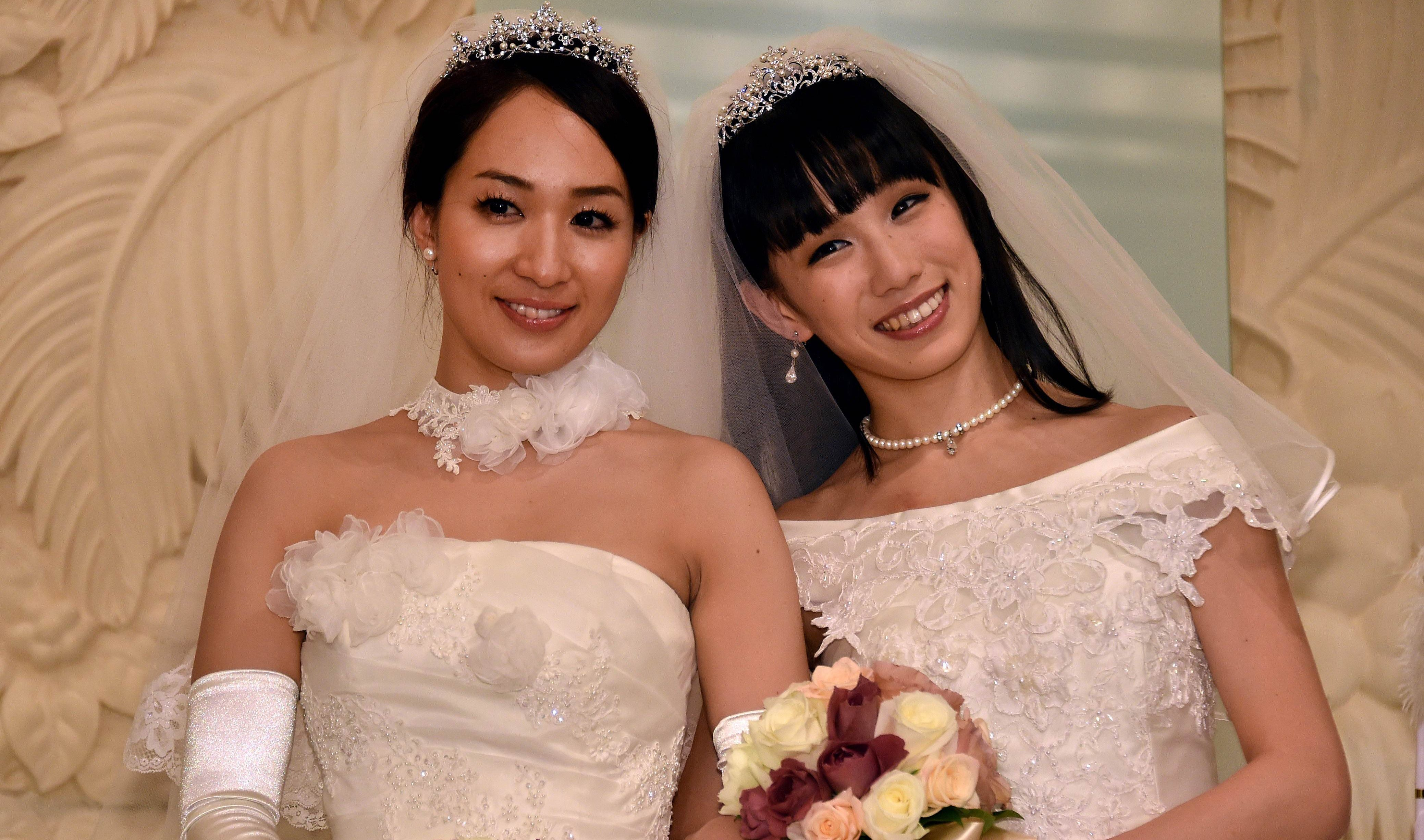 Japonya'nın 1,5 Milyonluk Şehri Eşcinsel Ortaklıkları Tanıdı