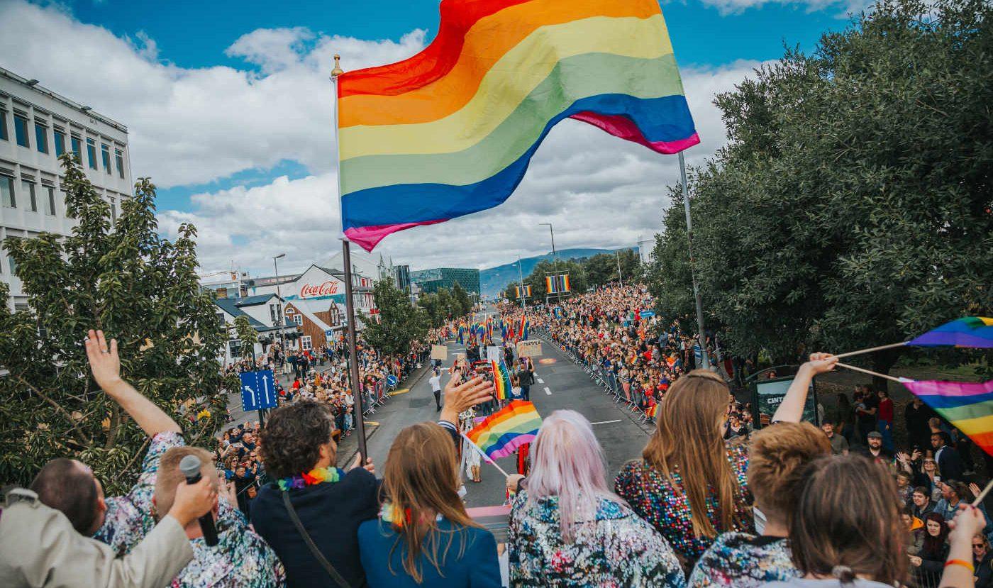 İzlanda, LGBT Kabul Edilirliğinin En Hızlı İlerlediği Ülkeler Listesinde Zirvede!
