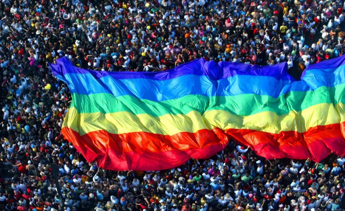 ABD'de, Kendini LGBT Olarak Tanımlayan Kişi Sayısı Rekor Yüksekliğe Ulaştı!