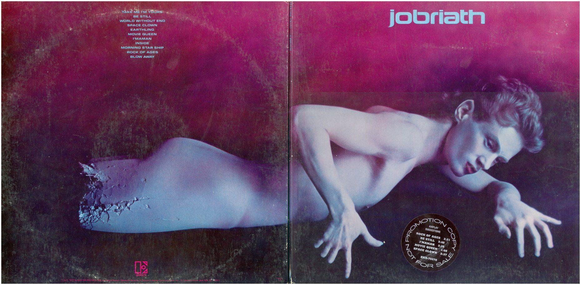 Kimse Yokken O Vardı! Dünyanın İlk Açık Eşcinsel Rock Yıldızı: Jobriath