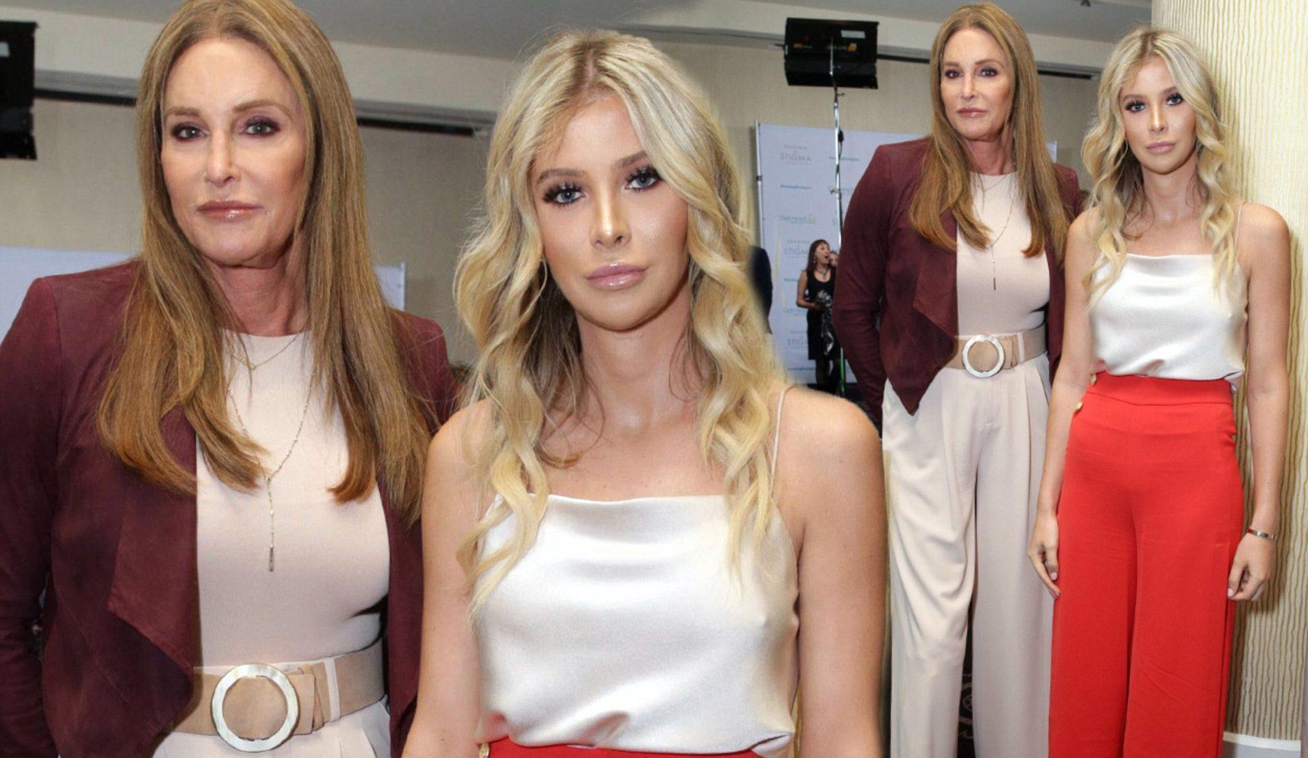 Caitlyn Jenner'in Trans Model Sophia Hutchins'le Evlenmeyi Planladığı İddia Edildi
