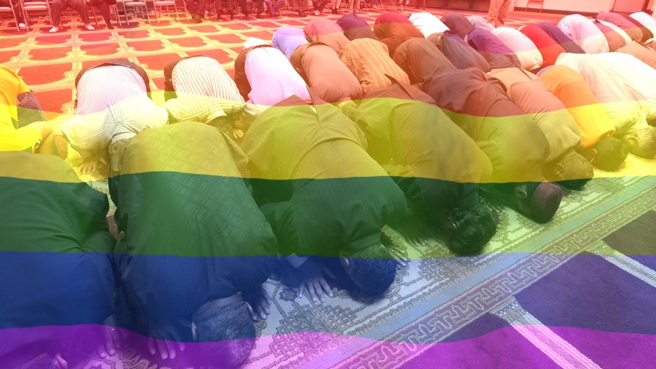 ABD'deki Müslümanların Çoğunluğu, Artık Eşcinsel Evliliği Destekliyor!