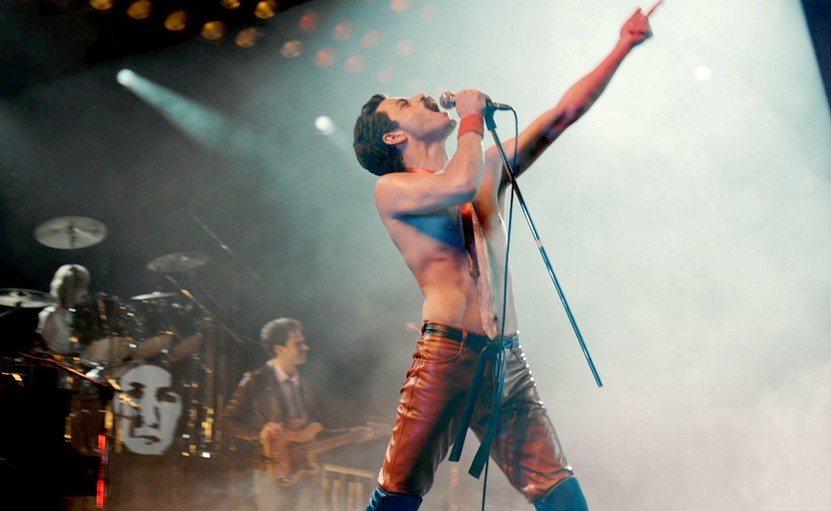 İzleyin: Rami Malek, 'Bohemian Rhapsody'nin İlk Fragmanında Göz Kamaştırdı!