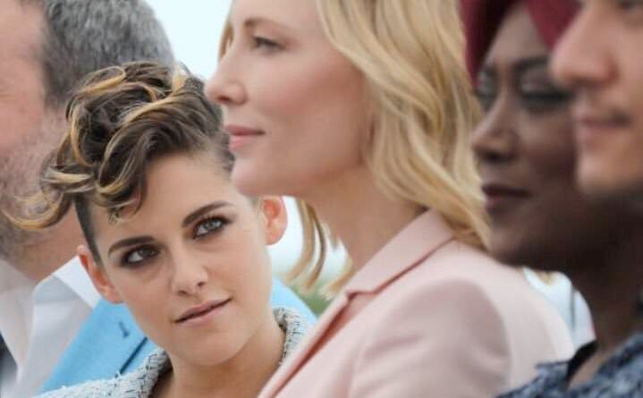 Kristen Stewart'ın Cate Blanchett'e Hayranlık Dolu Bakışları İnterneti Salladı!