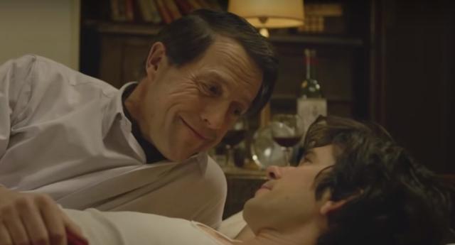 İzleyin: Hugh Grant Yeni Dizisinde Ben Whishaw ile Gay Bir İlişki Yaşayacak