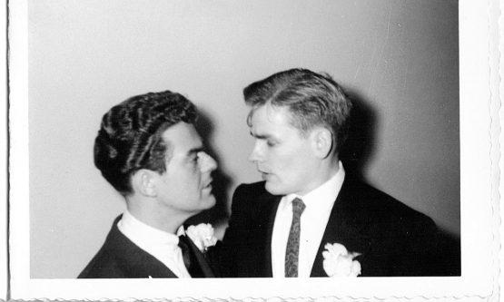 1957 Yılında, Gay Bir Çiftin Düğününde Çekilen Fotoğrafların Gizemi