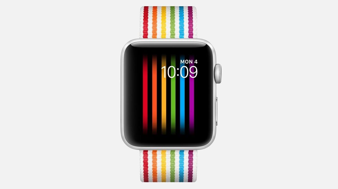 Dünya Devi Yeniden LGBT Dedi! İşte Apple'ın Yeni Pride Saat Koleksiyonu
