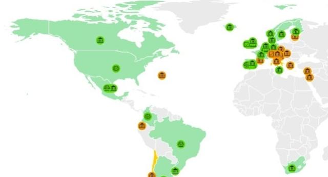İşte Son 'Evlilik Eşitliği' Haritası