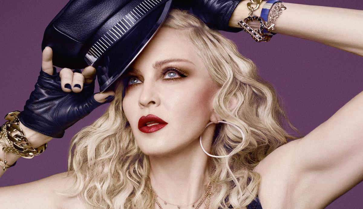 İzleyin: Madonna'dan LGBT Topluluğuna Çok Özel Mesaj!
