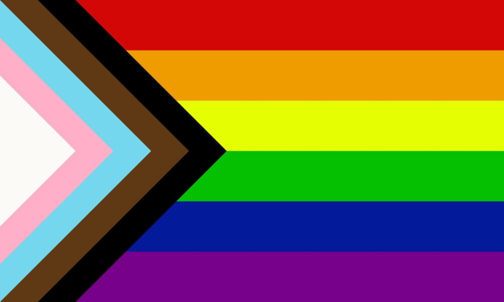LGBT Bayrağı'na 'Daha Kapsayıcı' Bir Alternatif Getiren Tasarımcı Destek Bekliyor
