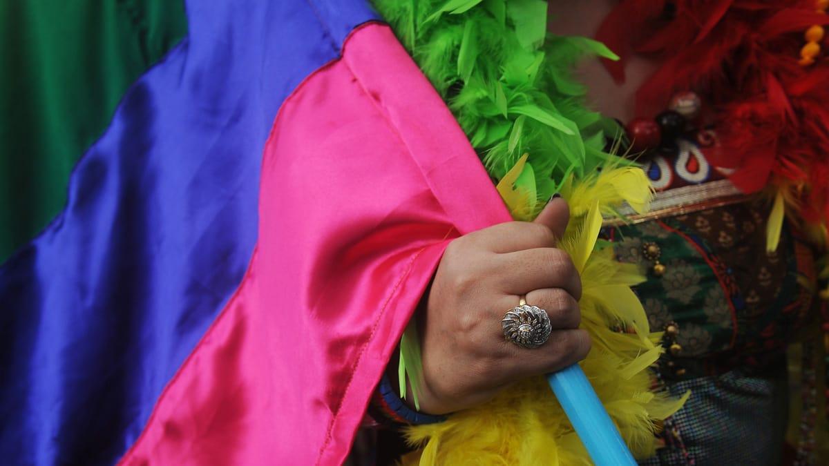 Torununun Biseksüel Onur Bayrağını Ütüleyen Büyükanne Viral Oldu!