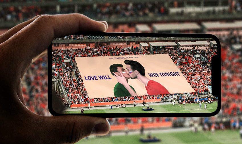 Dünya Kupası'nda Gizli LGBT Mesajı!