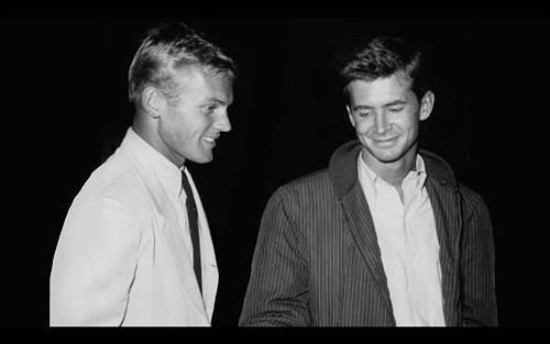 Tab Hunter ve Anthony Perkins'in Gizli Aşkı Beyaz Ekrana Taşınıyor!