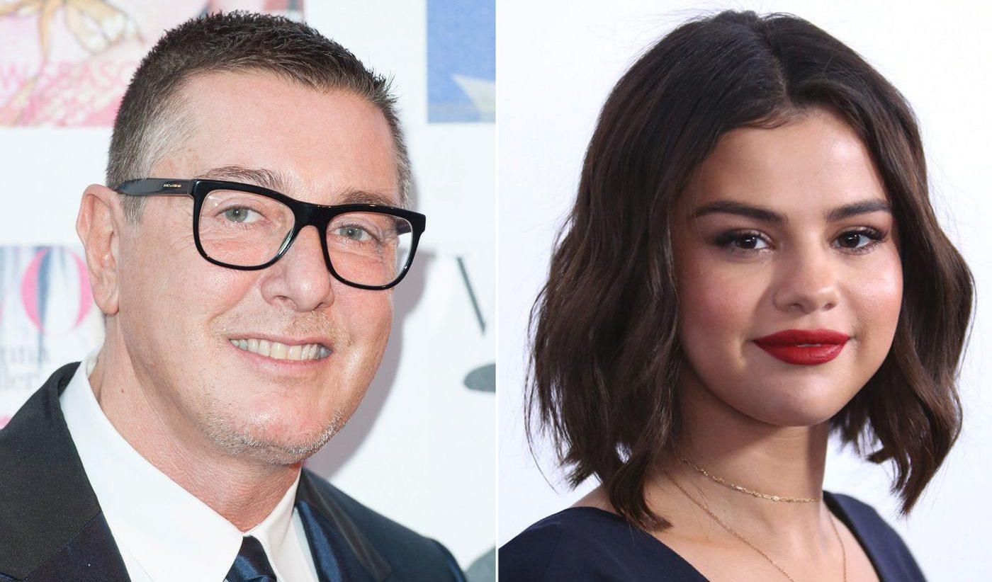 Ünlü İsimler, Selena Gomez'e Çirkin Diyen Stefano Gabbana'yı Yerden Yere Vurdu!