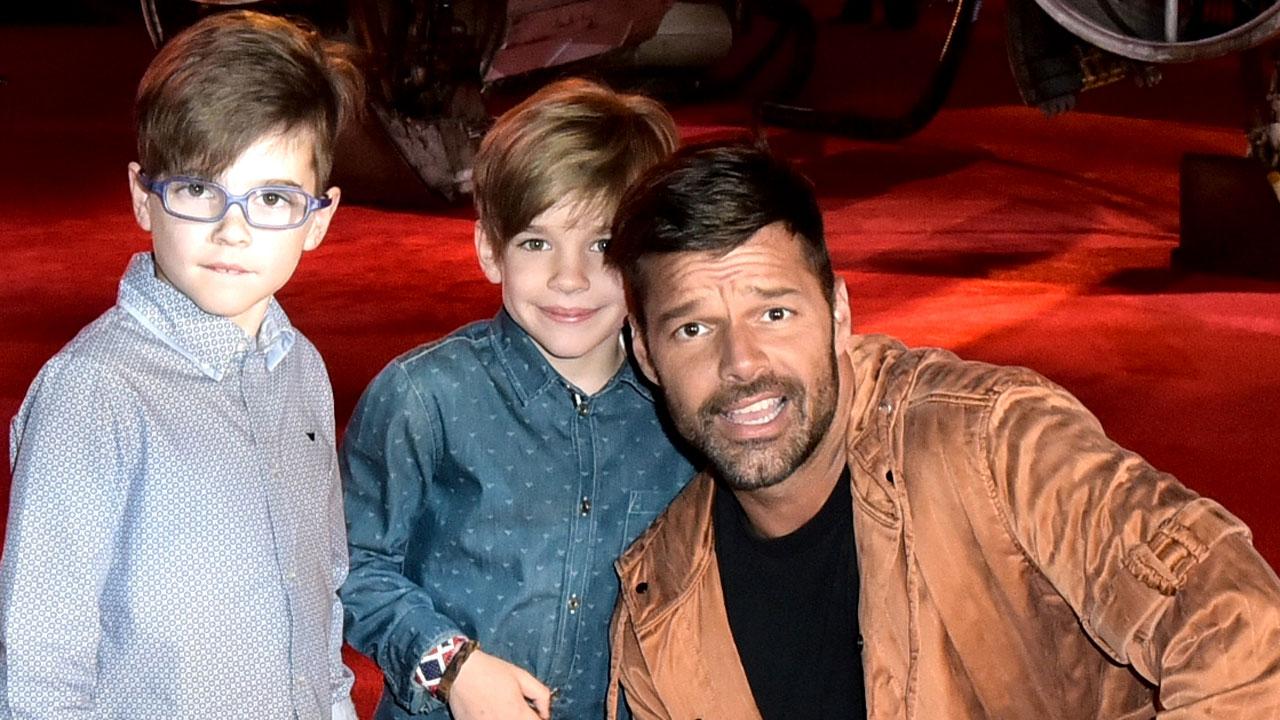 Ricky Martin: Çocuklarımın Gay Olmasını İsterim