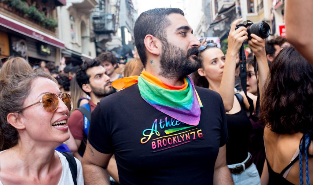 Fotoğraflarla İstanbul Onur Yürüyüşü – Mücadelesi!