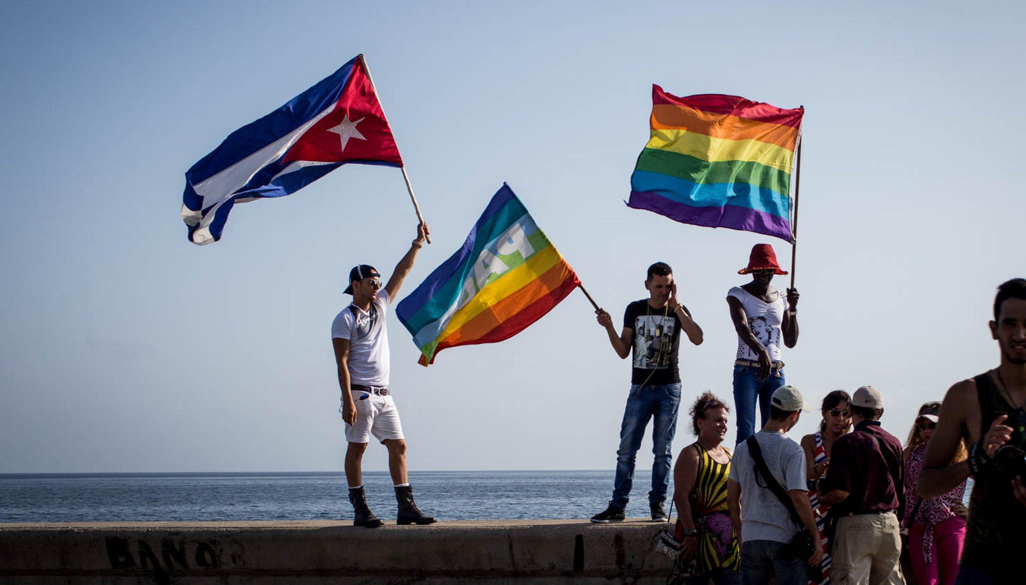 Küba'nın Yeni Anayasası, Eşcinsel Evlilikler İçin Bir Kapı Aralayabilir!