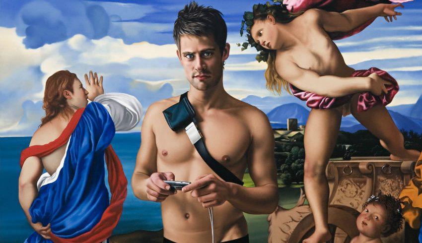Nefes Kesen Erkek Sanatının Arkasındaki Sanatçı İle Tanışın