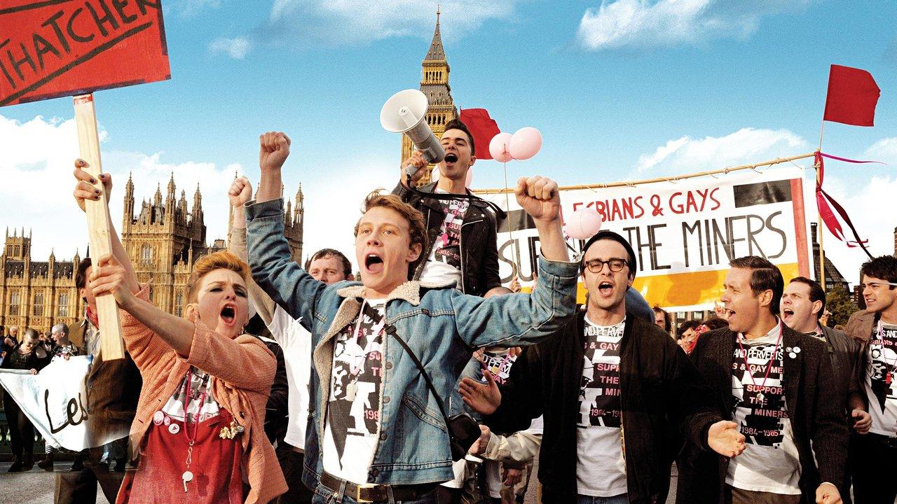 'Pride' Filminin Ekibi Türkiye'de Yaşanan LGBT Düşmanlığını Kınadı