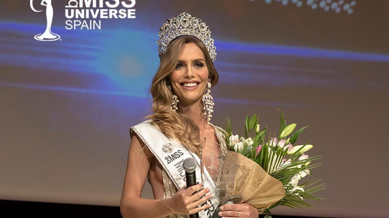 Miss Universe İspanya'yı Kazanan İlk Transseksüel Kadın: Angela Ponce