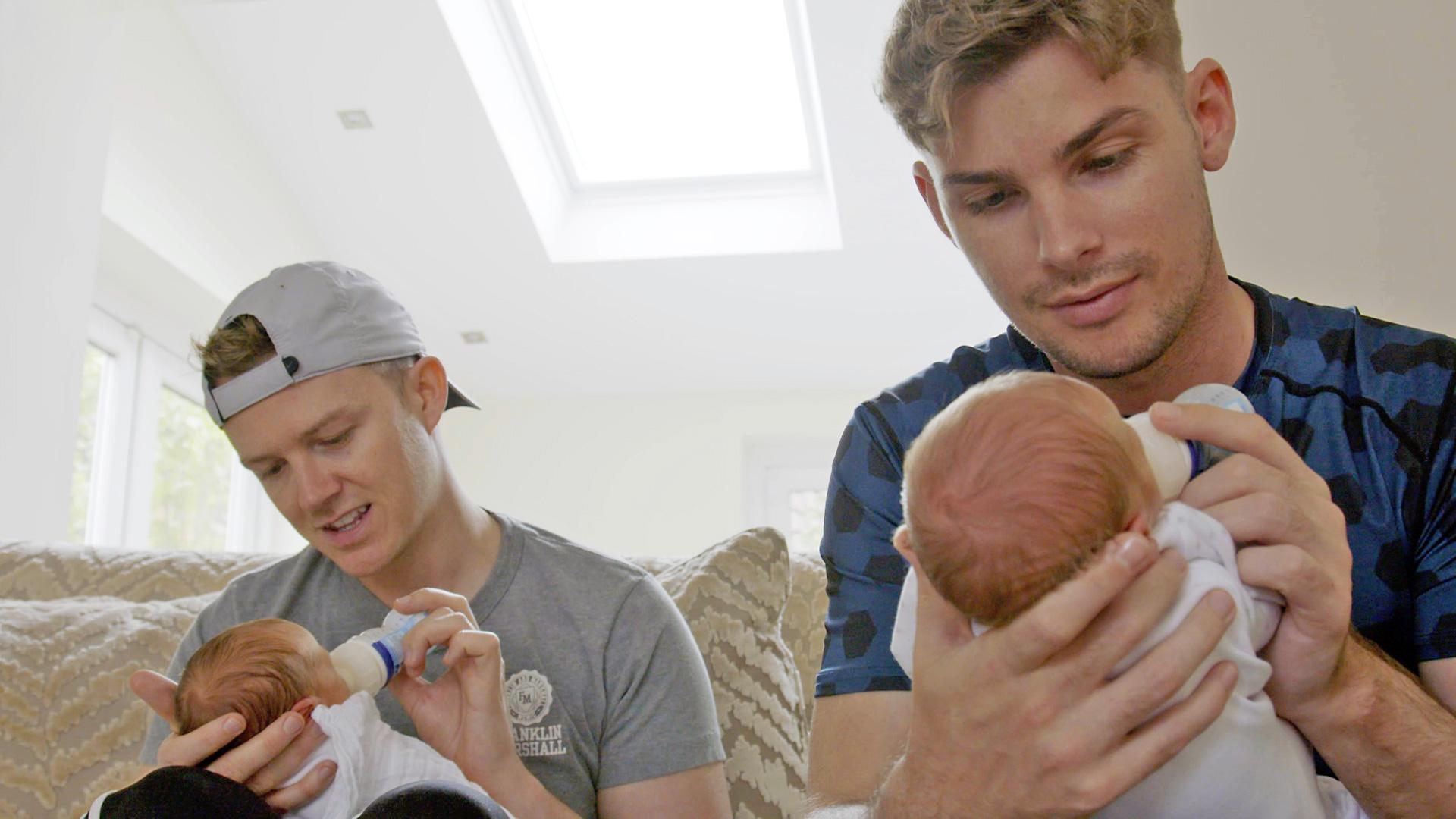 Son Yapılan Araştırmalardan Birine Göre Eşcinsel Erkekler Babalıkta Birinci