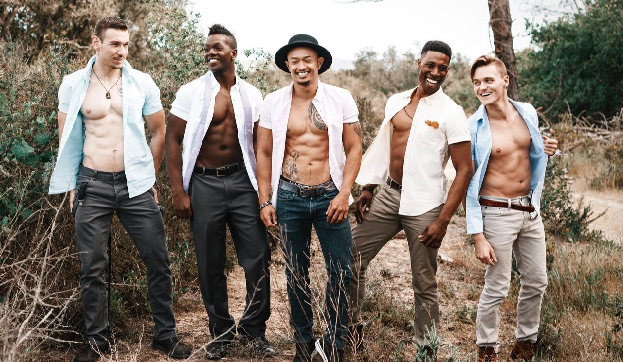 Tüm Üyelerinin Gay Olduğu İlk Erkek Müzik Grubu: Echo V