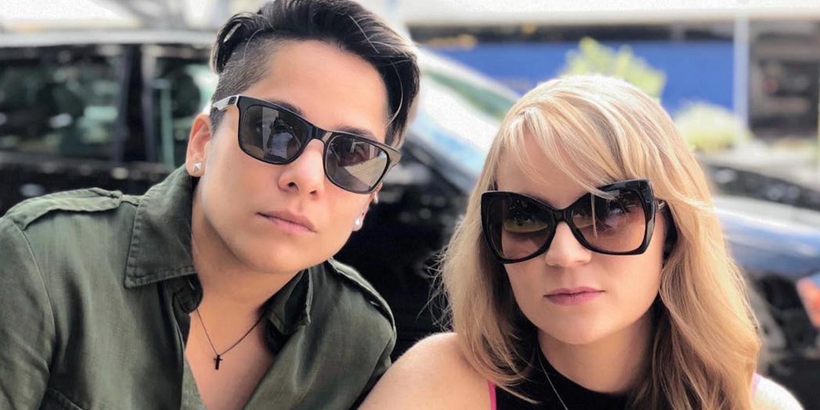 OİTNB Yıldızları Vicci Martinez ve Emily Tarver Aşk Yaşıyor