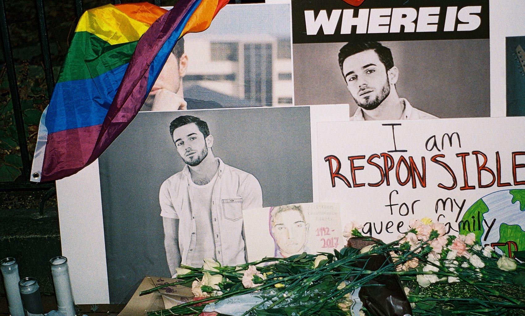 Çeçenistan'da Kaybolan Gay Şarkıcı Zelim Bakaev'den Hala Ses Yok!