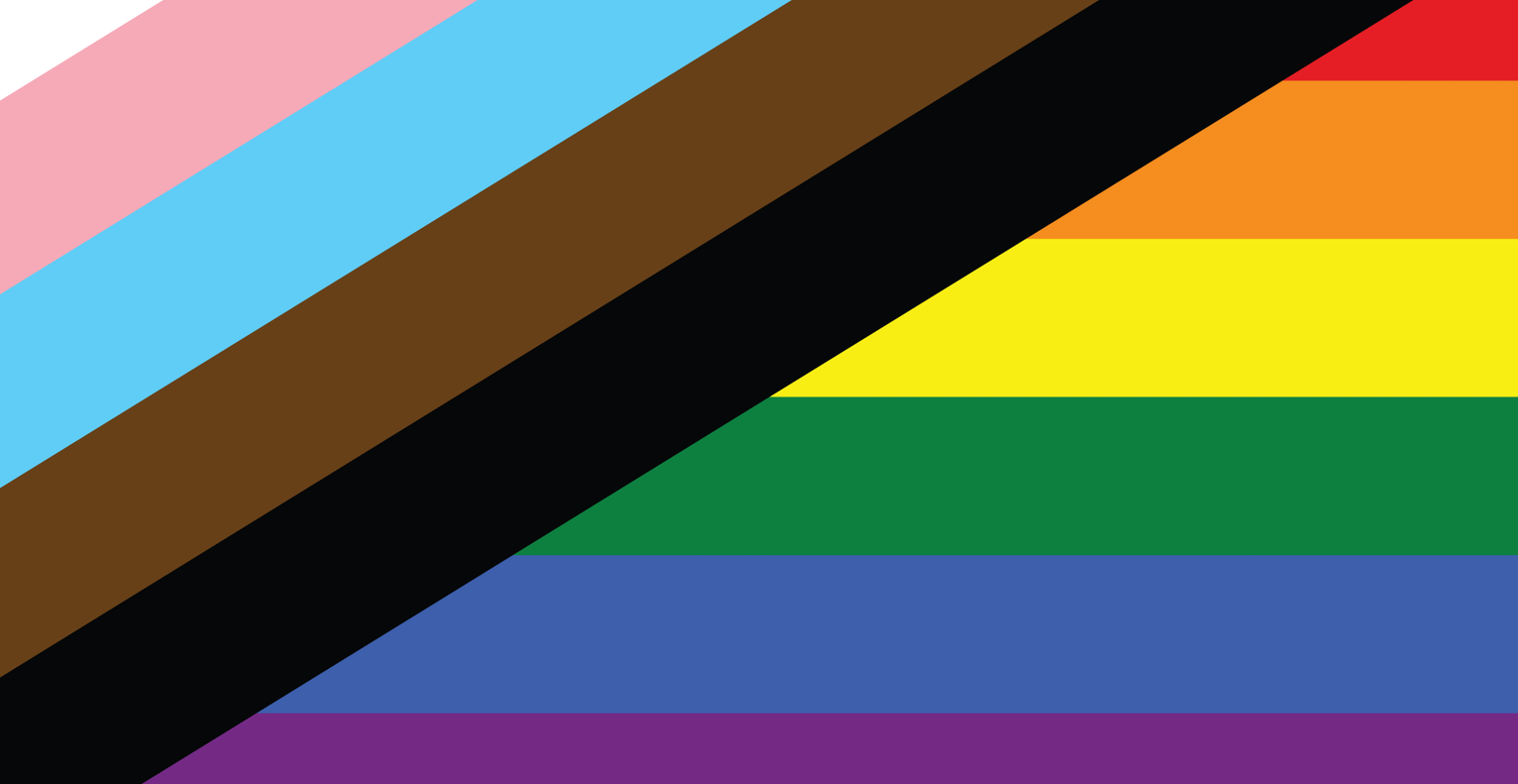 LGBT Bayrağı Bir Kez Daha Değişti!