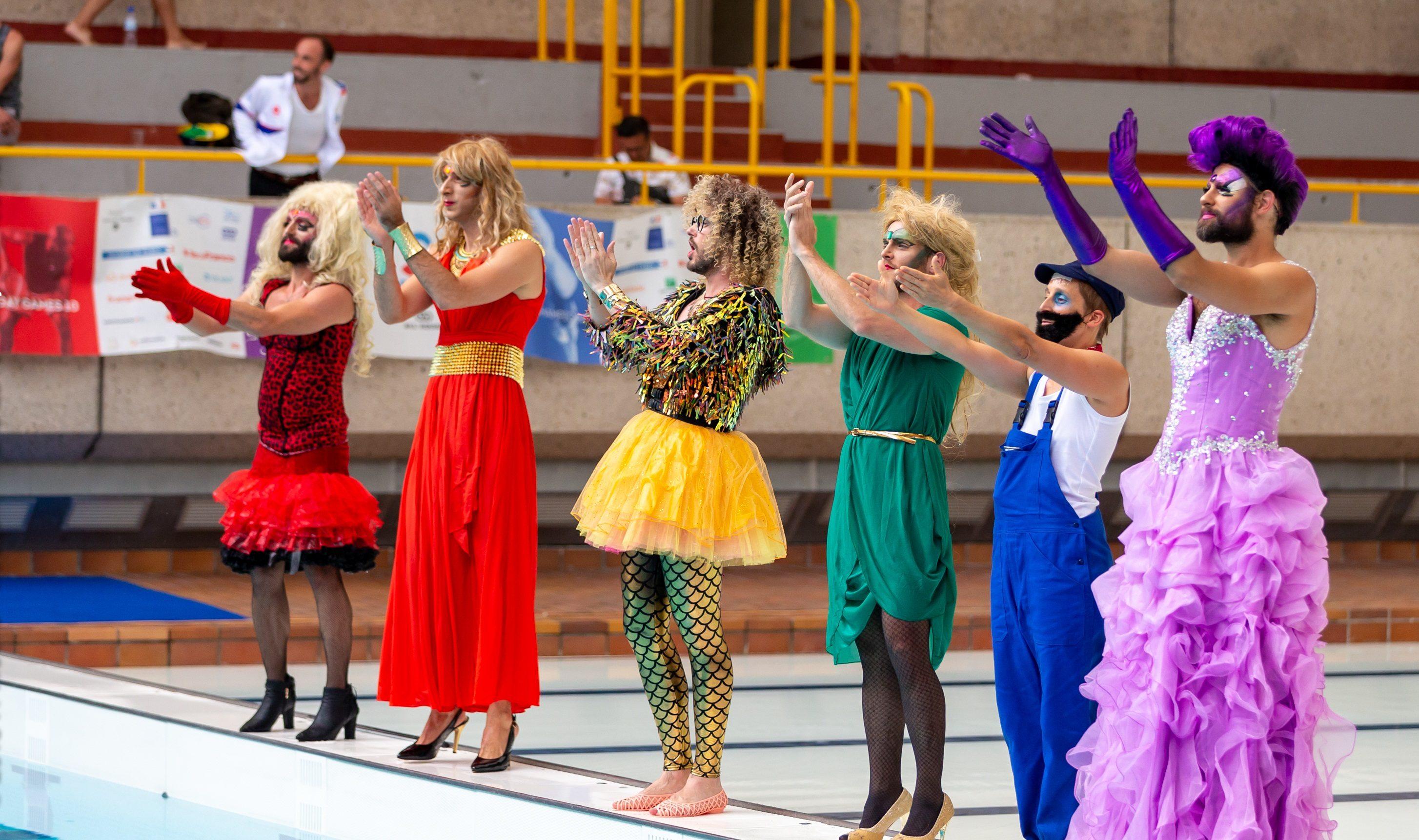 Gay Oyunları'ndan Unutulmayacak Kareler