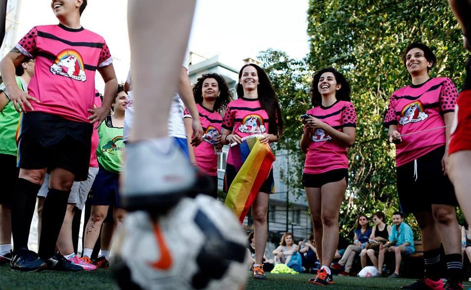 Türkiye'nin Gururu Queer Olympix, 10-11-12 Ağustos'ta Heybeliada ve Kalamış'ta!