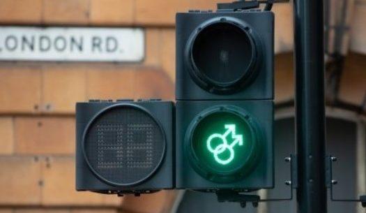Bu Yeni LGBT Trafik Işıkları Gururunuzu Okşayacak