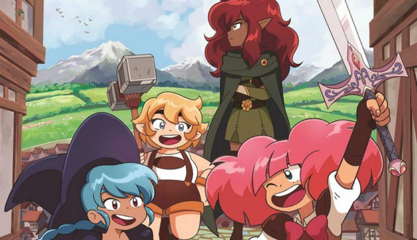 Crunchyroll'da İlk Defa Yaratıcısı Trans Olan Bir Anime Yayınlanacak