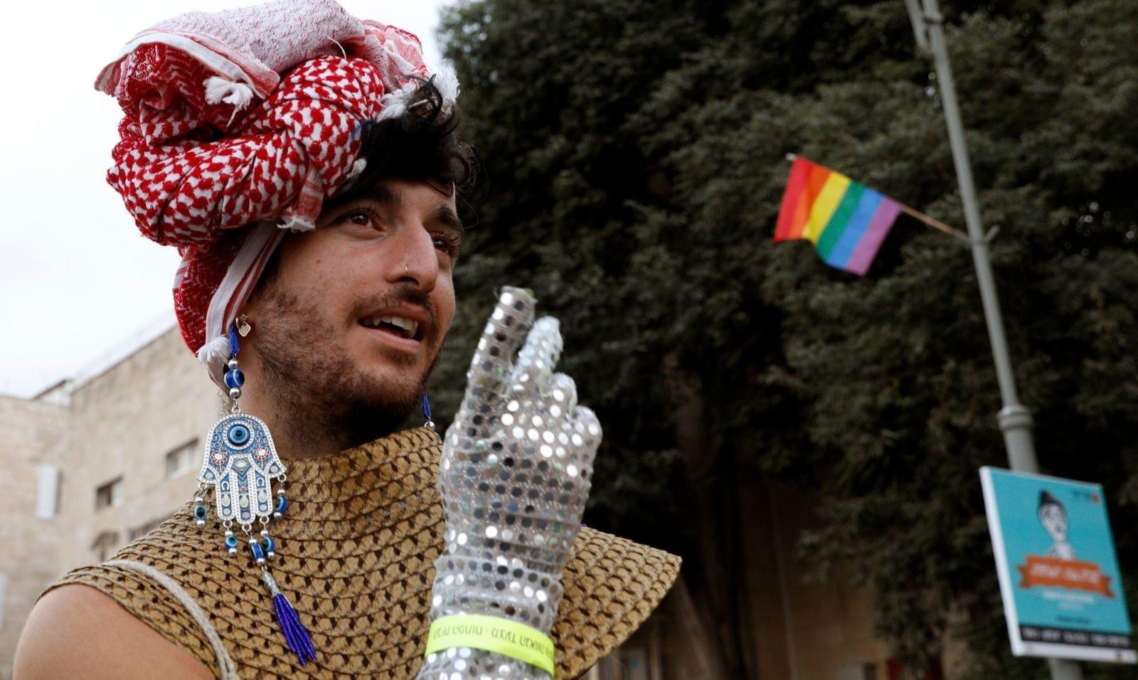İsrail LGBT, Kudüs Onur Yürüyüşü ile 'Buradayız' Dedi