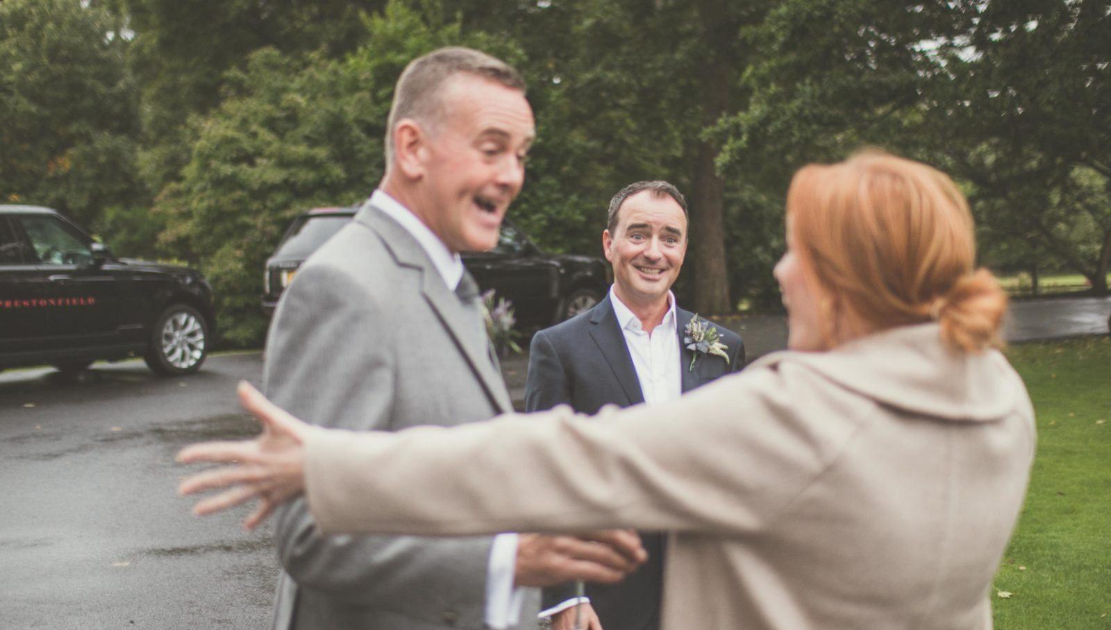 JK Rowling, Gay Çiftin Düğünlerine Katılarak Sürpriz Yaptı!