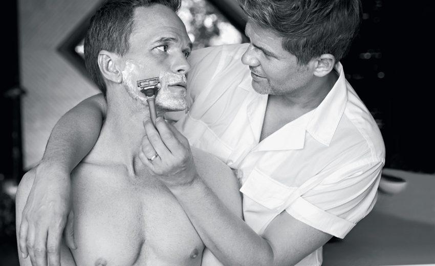 Neil Patrick Harris ve David Burtka'nın Tatlı Ev Halleri