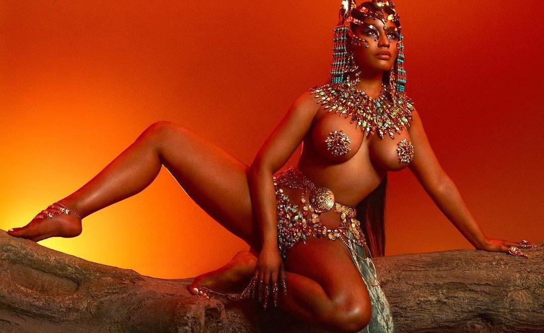 'Queen' Albümündeki Homofobik Sözler, Nicki Minaj'ın Başını Yaktı!