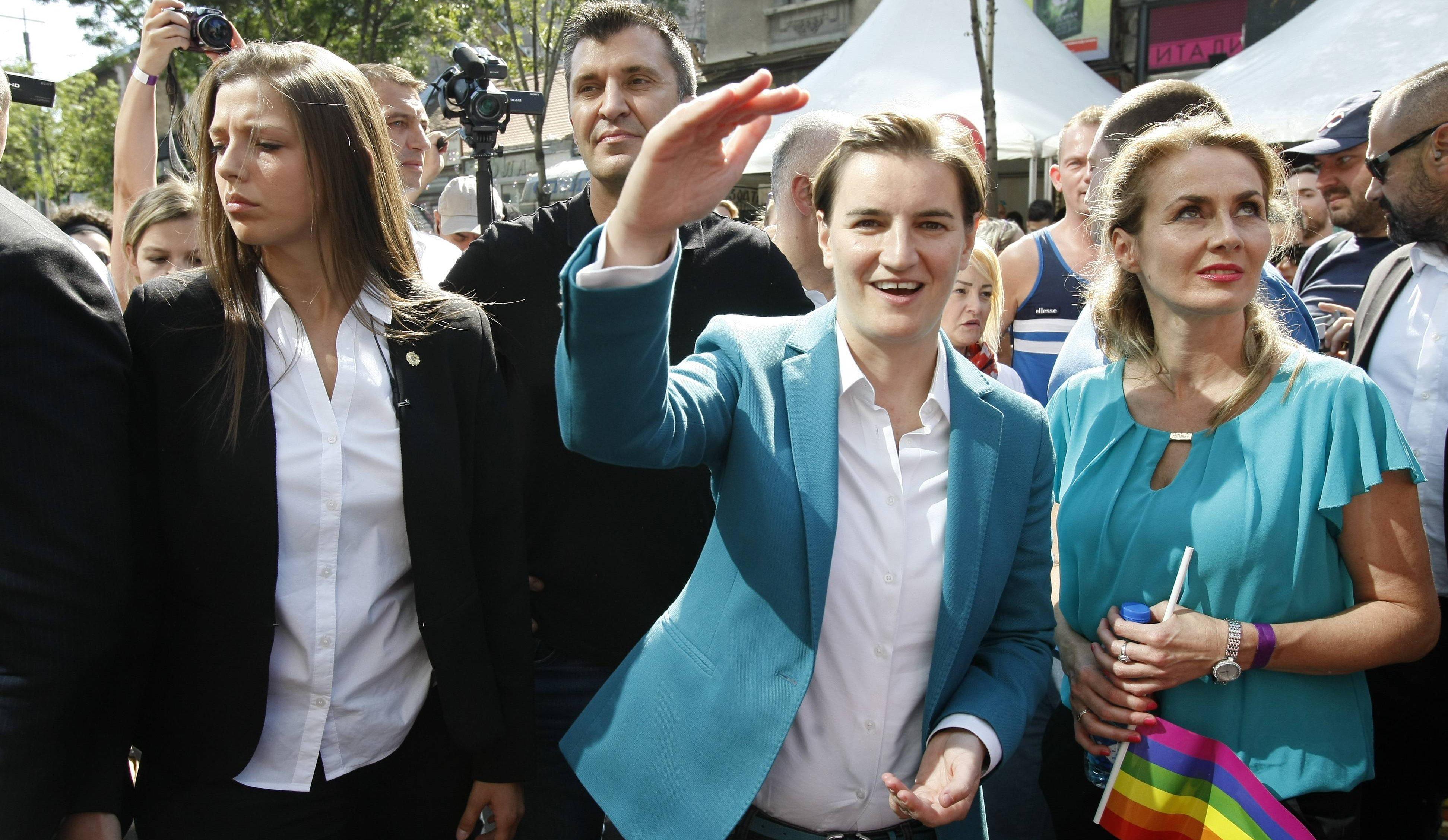 LGBT Aktivistleri Sırbistan'ın Eşcinsel Başkanını Onur Yürüyüşü'nde İstemiyor!