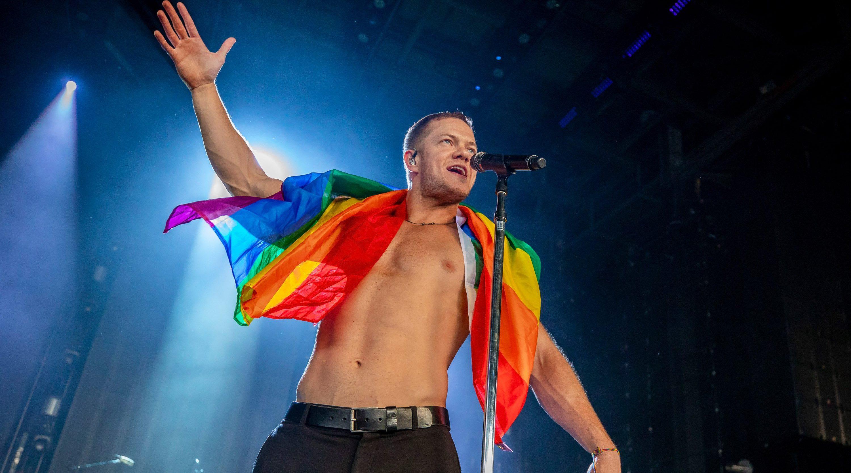 Dan Reynolds, Homofobik Şarkı Sözleri Nedeniyle Eminem'e Çok Kötü Patladı!