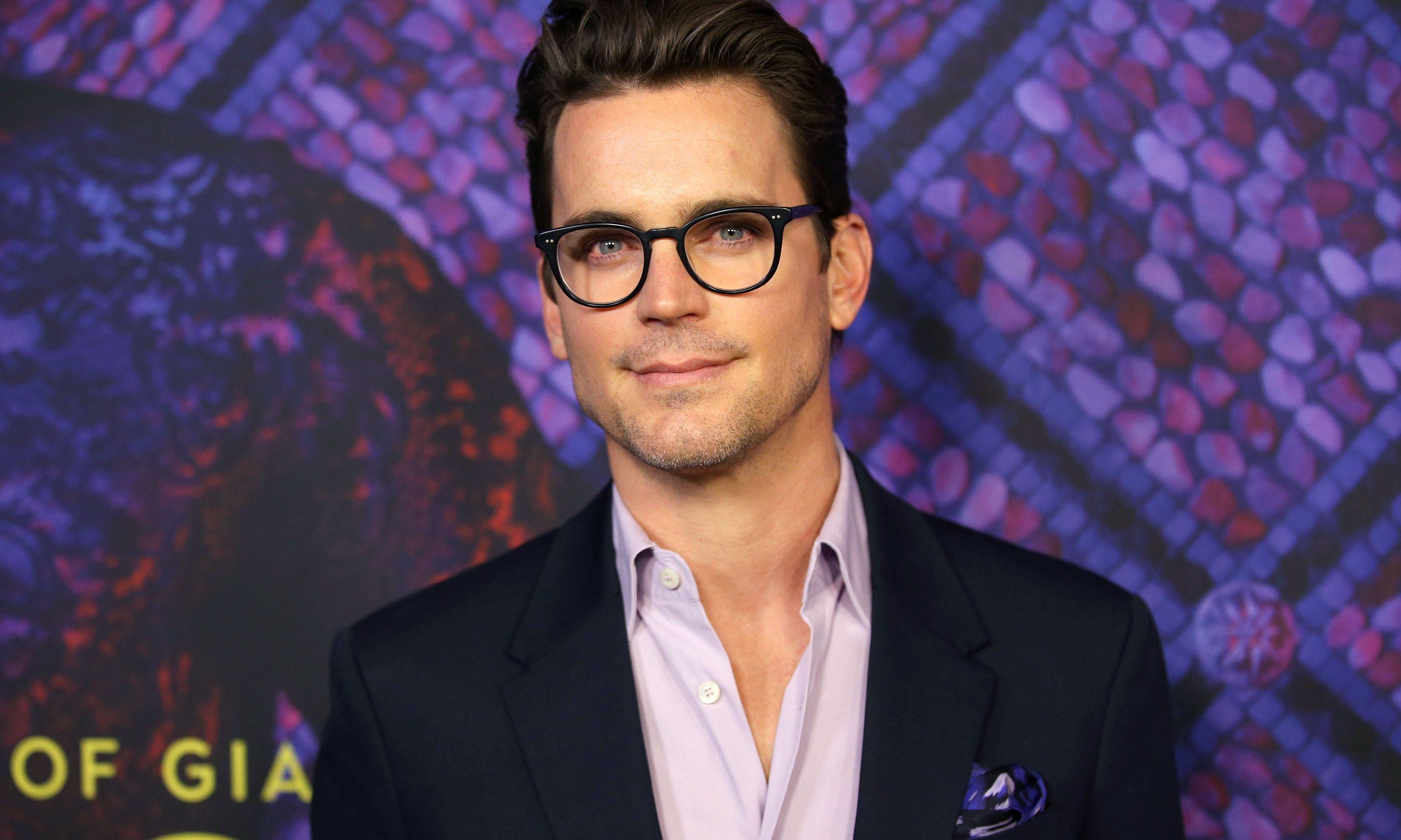 Herkes Clark Kent'e Birebir Benzeyen Gay Aktör Matt Bomer'e Seslendi: Yeni Superman Sen Olmalısın!