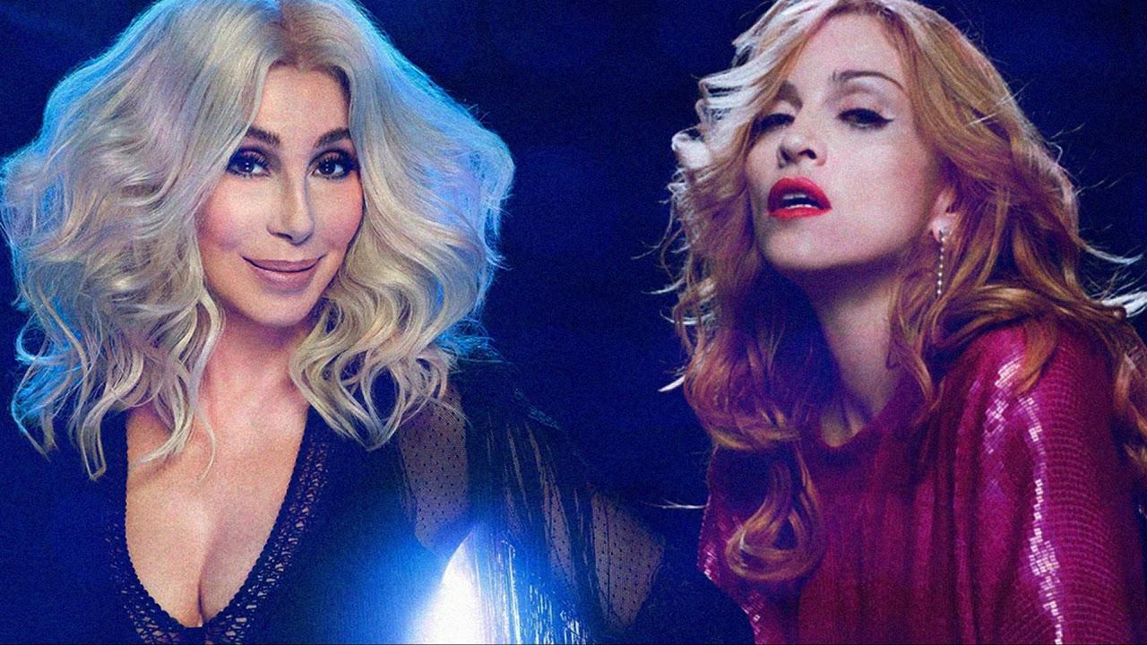 Gay Tarihinin En Büyük Kan Davası Yeniden Açıldı! Cher Madonna'yı Yerden Yere Vurdu!