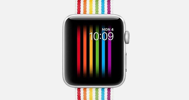 Apple'ın Gökkuşağı Saati Rusya'da Yasaklandı!
