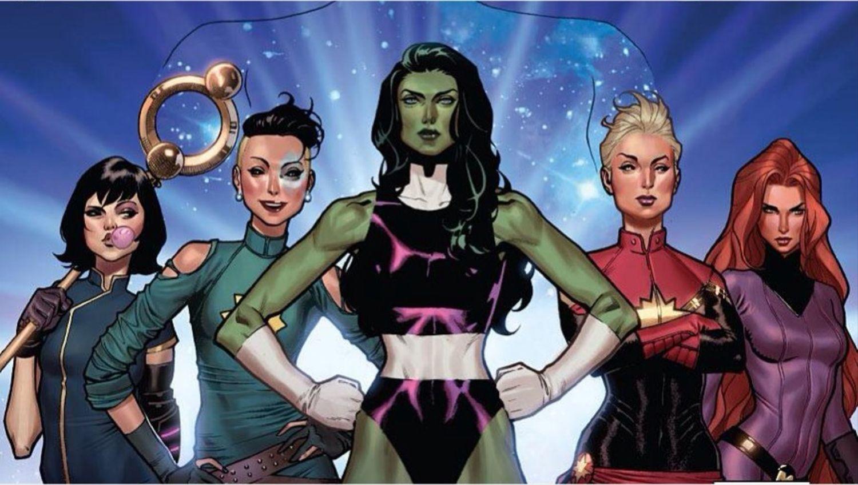 Marvel Yalnızca Kadınlardan Oluşan Bir Kuir Süperkahraman Şovu Hazırlıyor!