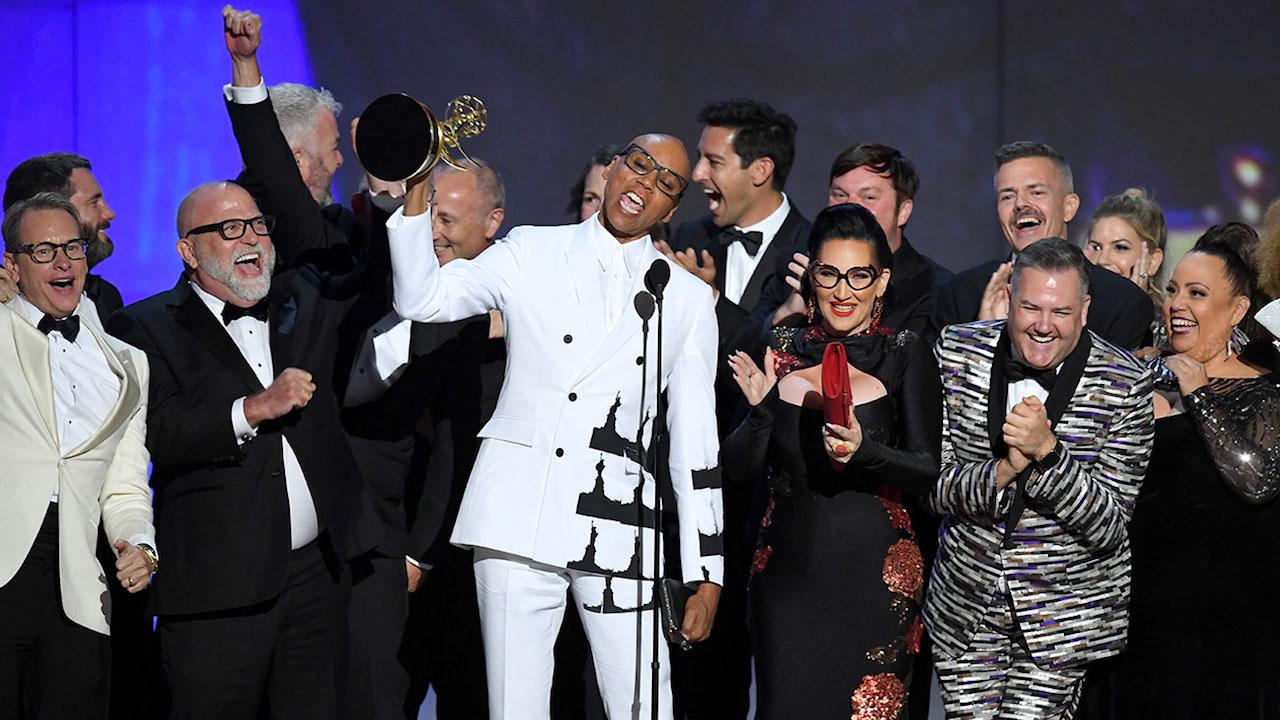 İzleyin: RuPaul's Drag Race, Emmy Ödülleriyle Tarih Yazdı!